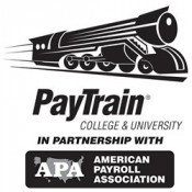 PayTrain and American Payroll Association Logo