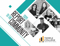 Temple College Report to the Community