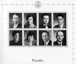 First Faculty