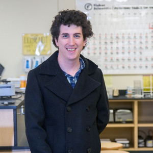Chemistry professor Philip Friedman is back in the classrooms where he started as a student.