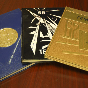 The Temple Junior College yearbook, known as the Templar, was published between 1927 and 1980.