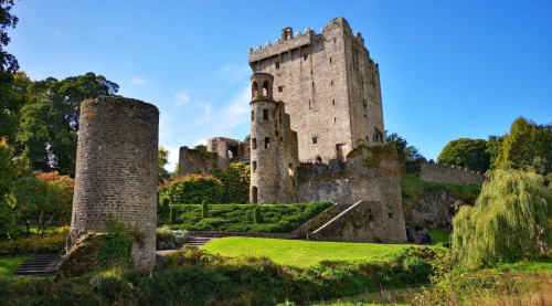 Blarney Castle in Cork is among the attractions Chorale members will see on their trip to Ireland...