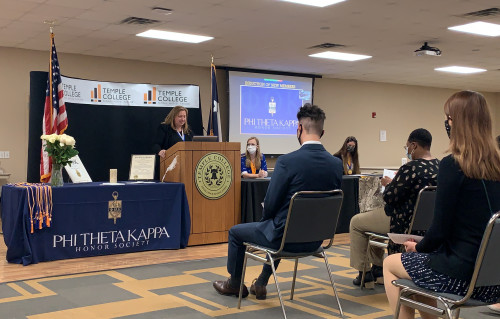 PTK induction April 2021