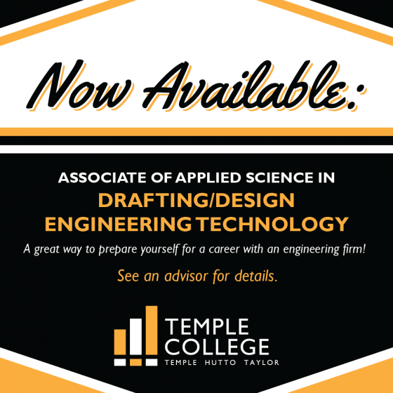 Now available - AAS in Engineering Technology
