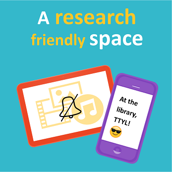 A Research Friendly Space.